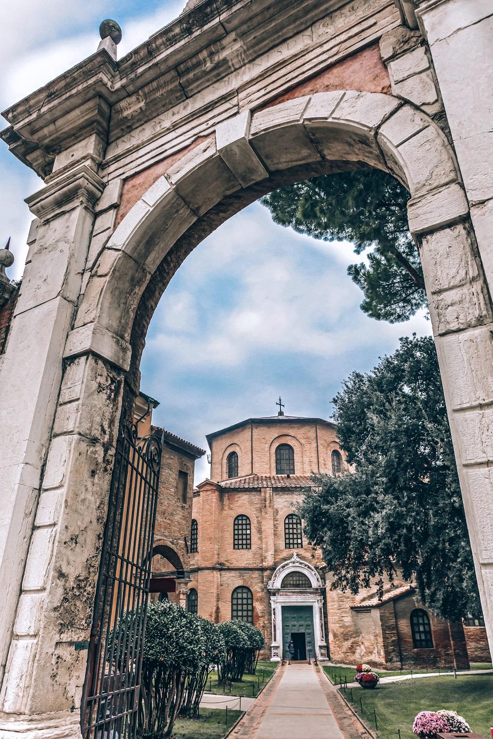 Ravenna cosa vedere in nord italia