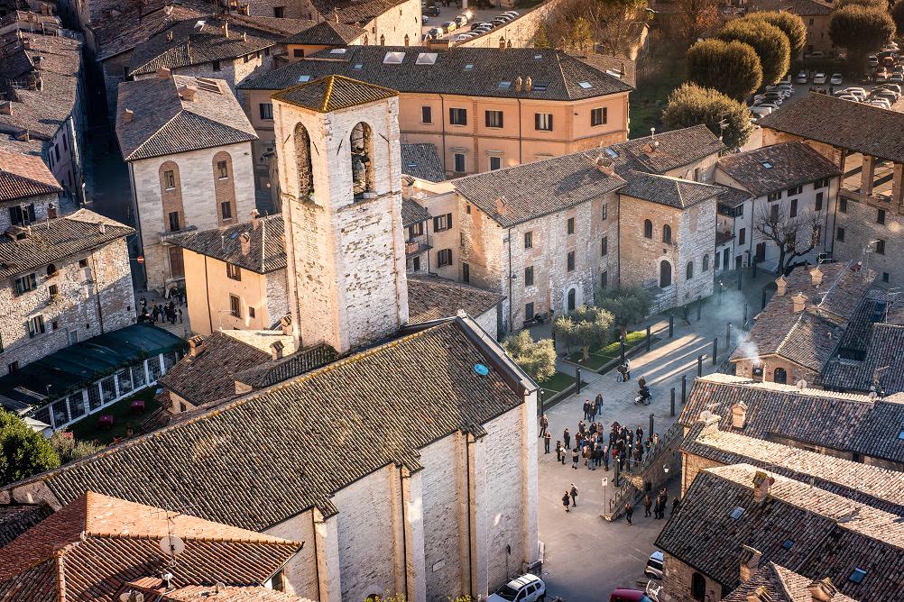 cosa vedere in Umbria, Gubbio