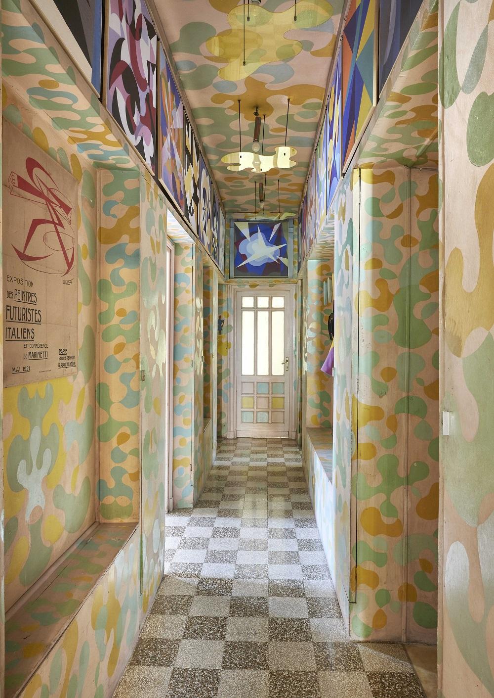 visita a casa Balla a Roma via Oslavia