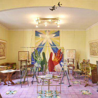 apre la casa museo di Giacomo Balla a Roma