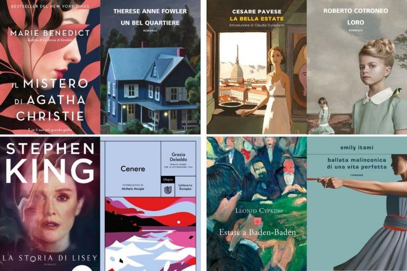 cover foto libri estate 2021 uscite imperdibili e novità da leggere questa estate
