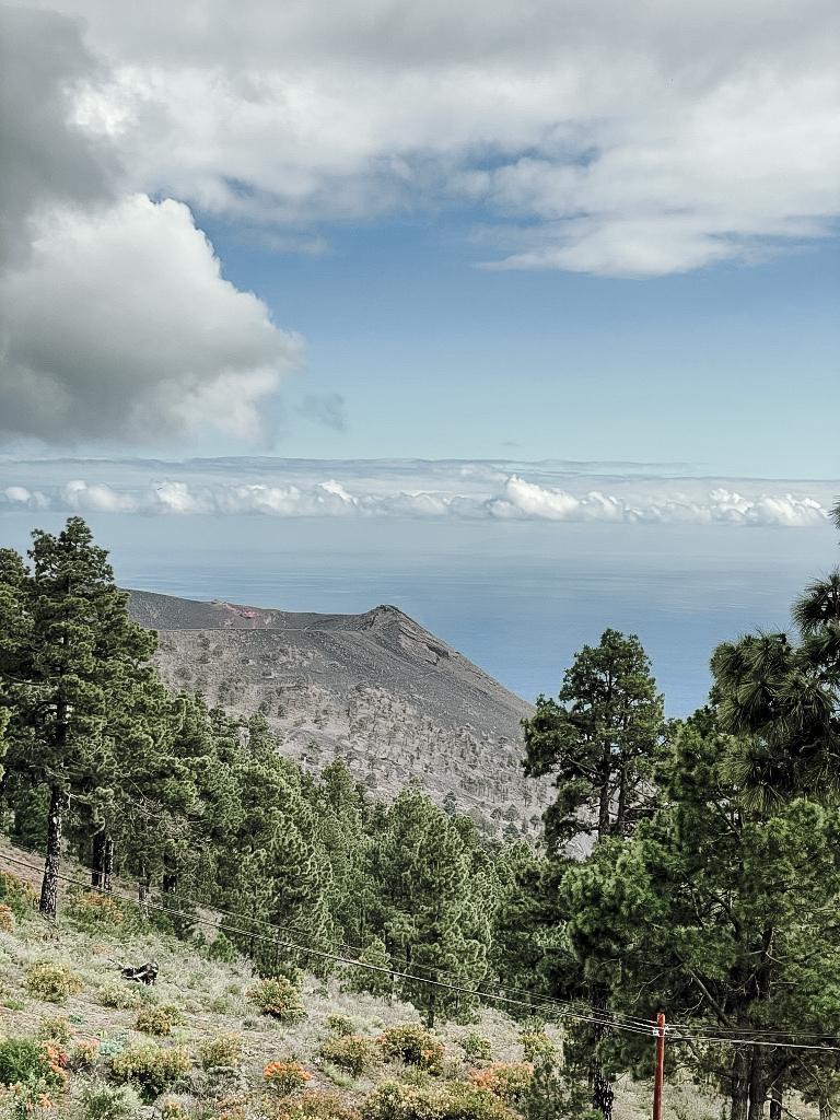 ruta volcanes la palma cosa fare trekking canarie