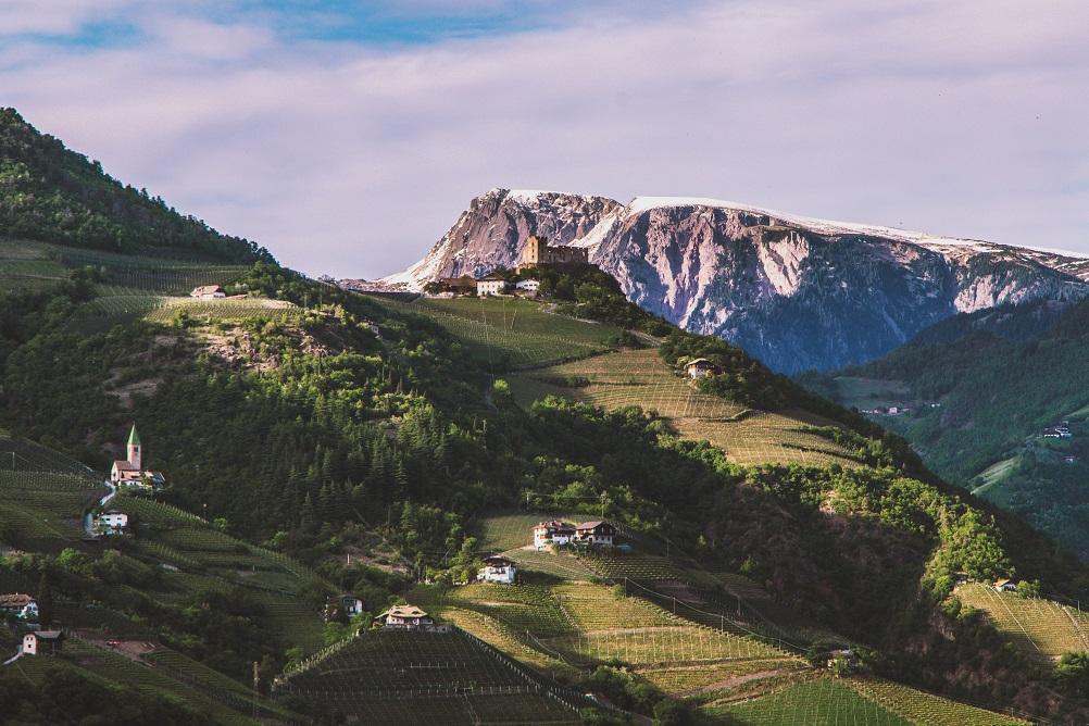 Bolzano citta sostenibili italia