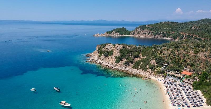 Ammouliani, isole della grecia poco turistiche e belle