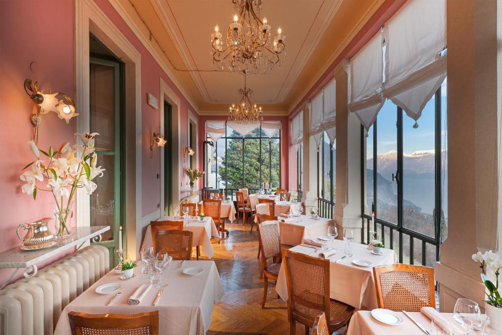 Boutique Hotel Villa Sostaga hotel romantici in lombardia