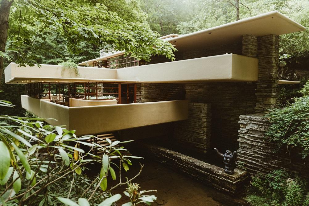 Frank Lloyd Wright meraviglie del mondo moderno e contemporaneo - unsplash