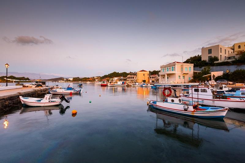 Inouses, isole greche sconosciute e da visitare
