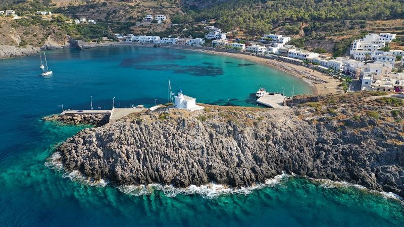 Kythira, isole greche piccole e tranquille