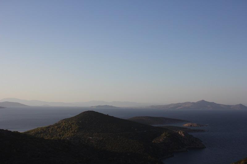 Poros, isola greca non turistica
