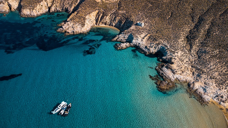 Serifos, tra le isola greche economiche e poco turistiche (2)