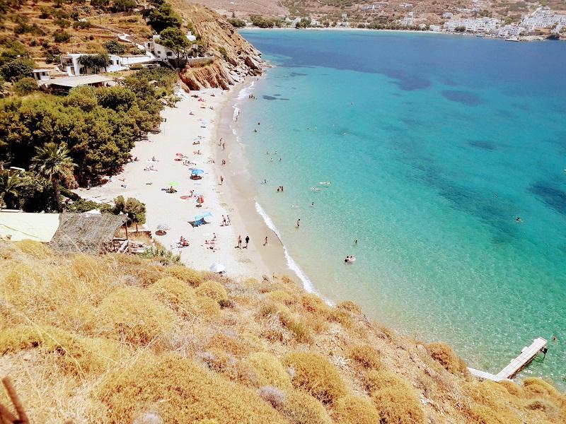 amorgos, isola greca poco turistica
