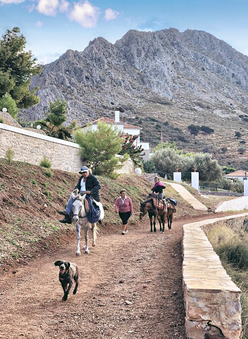 hydra, isola della grecia poco turistica