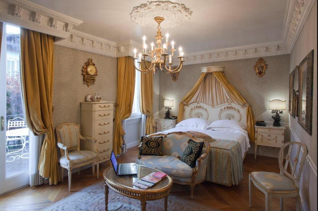 hotel ville monza ' hotel particolari in lombardia