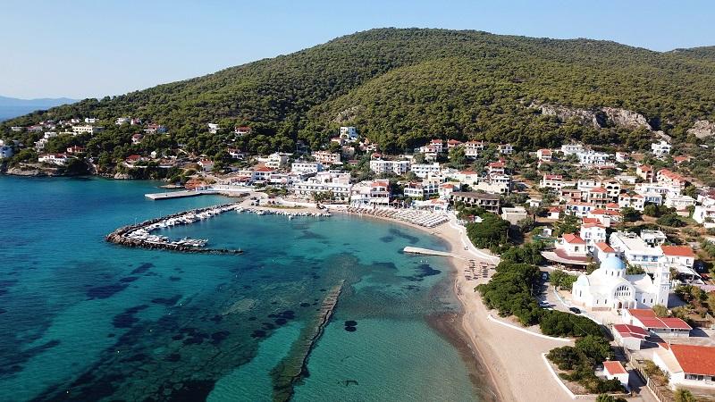 isola di Agistri, isole grece poco turistiche e bellissime