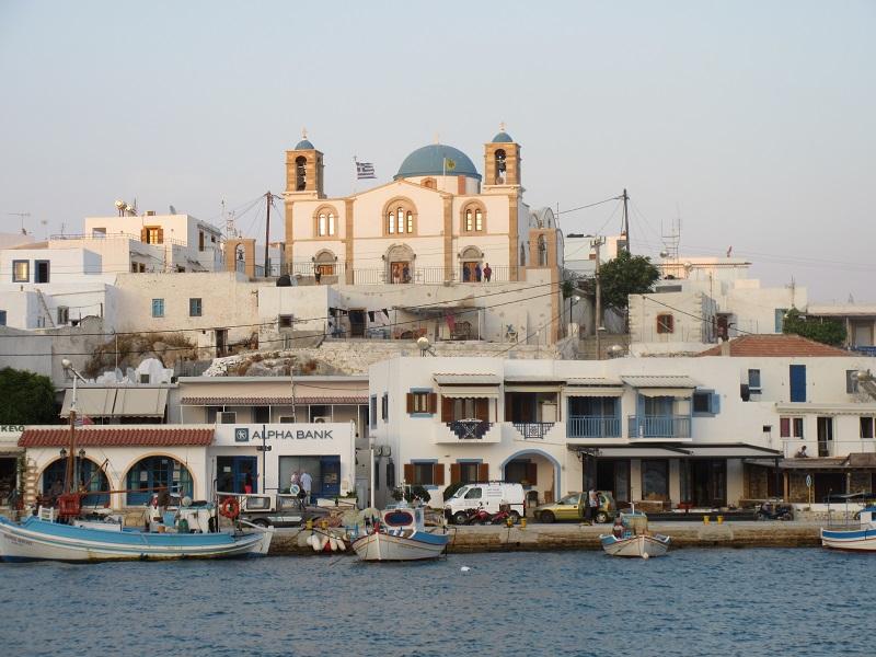isola greca di Lipsi, tra le bellissime isole greche sconosciute