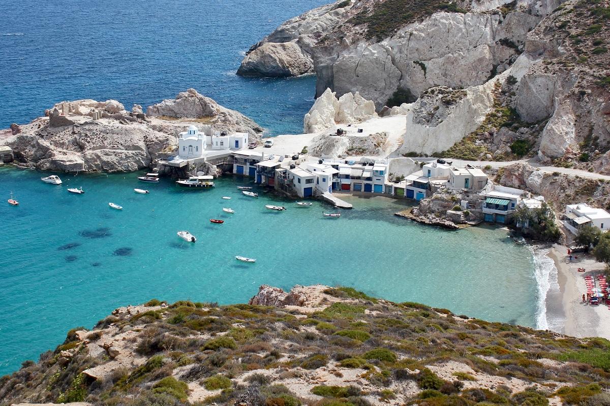 milos, isole greche poco turistiche