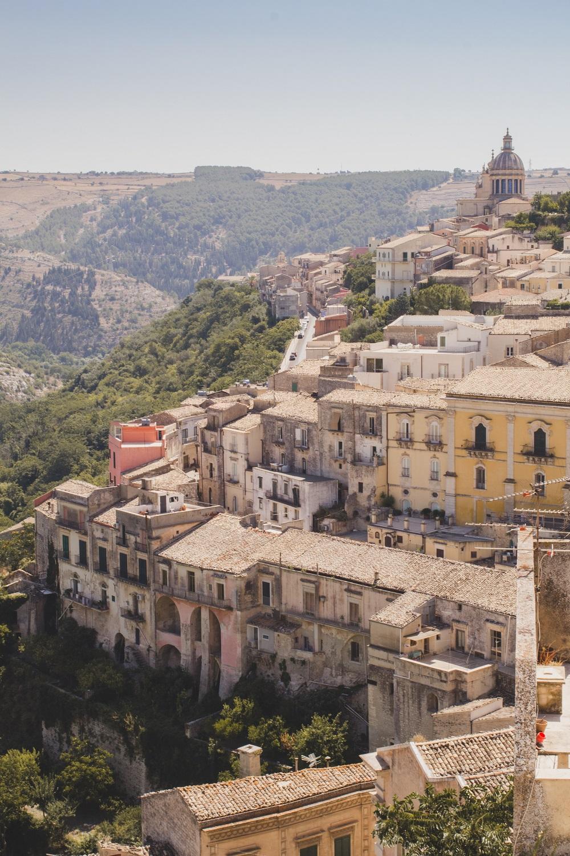 ragusa--val-di-noto-sicilia-italia-unsplash posti dove andare a novembre al caldo in vacanza