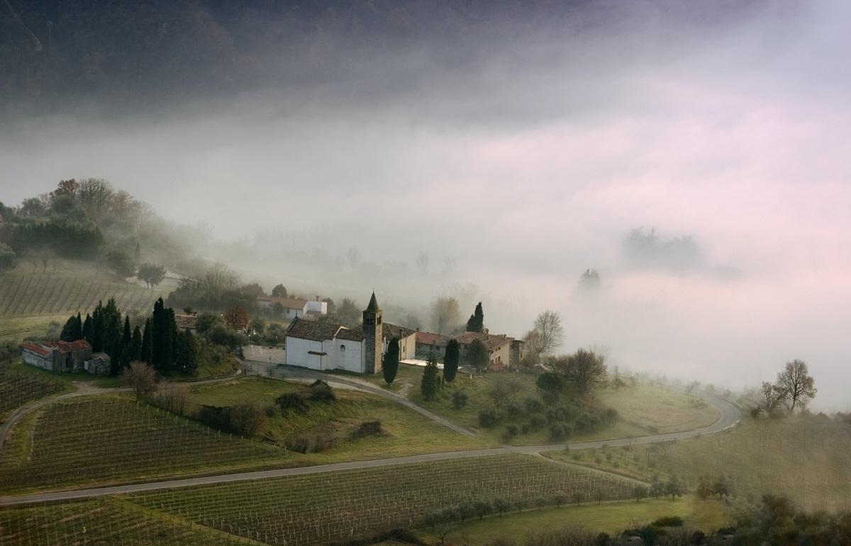 Colli Euganei i paesaggi più belli d'Italia unsplash