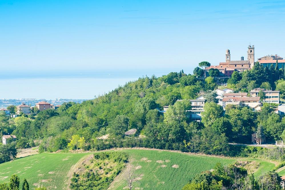 Saludecio borgo italiano poco conosciuto e bellissimo