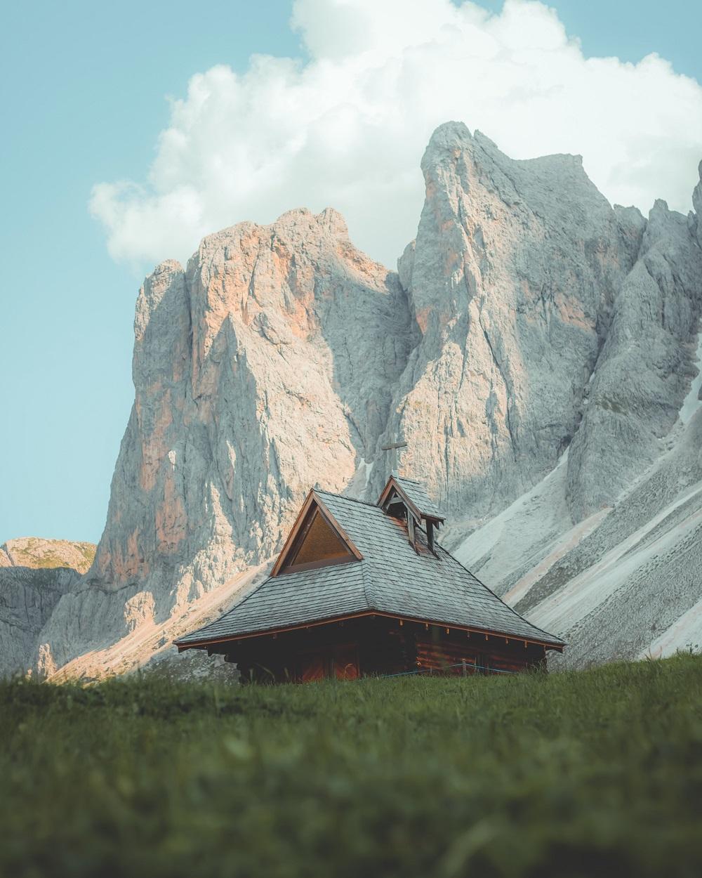 Val di Funes paesaggi migliori in Italia