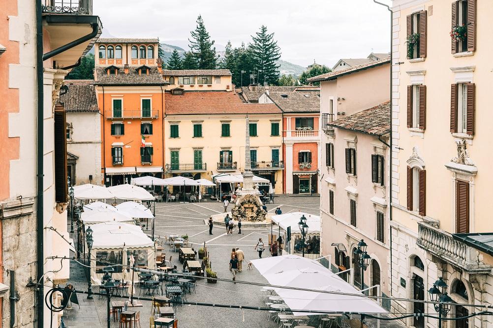 abruzzo tagliacozzo borghi italiani poco conosciuti da visitare unsplash