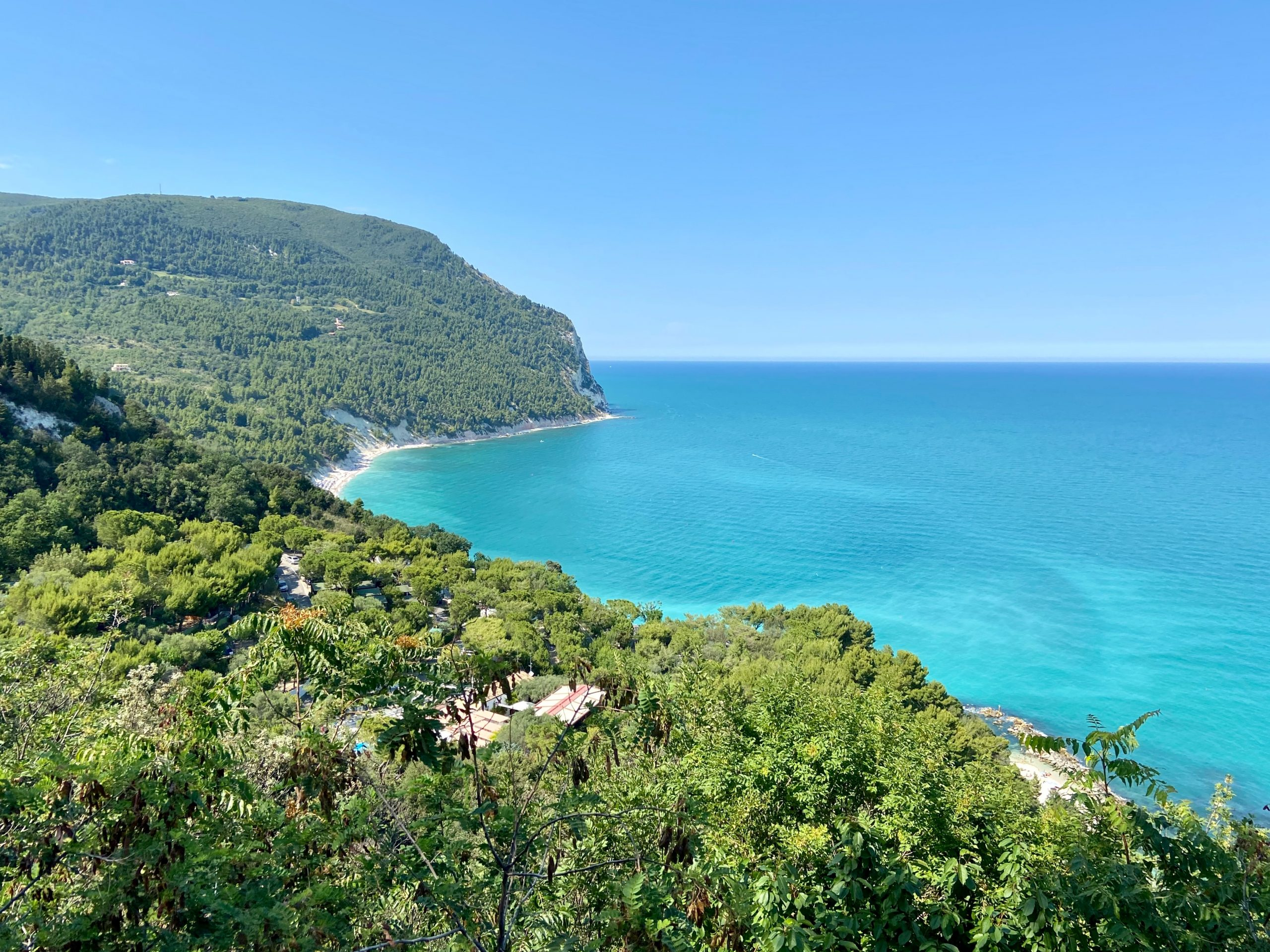 parco del conero marche paesaggi bellissimi italiani